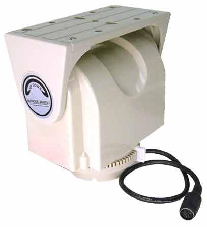Motorized pan tilt heads manual for the pt500c for Pan and tilt head motorized